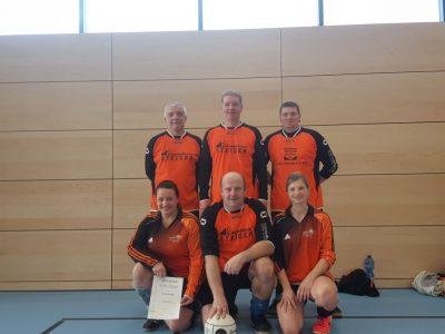 Kurtschauer Vierte holt zweiten Platz bei Bezirksligameisterschaft