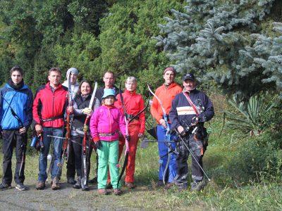 Eindrücke unserer Bogenschützen vom Turnier in Berga!