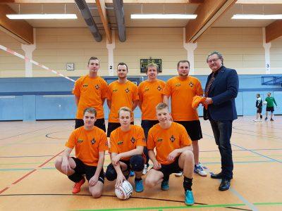 Klaus-Elektroanlagen unterstützt SG Kurtschau