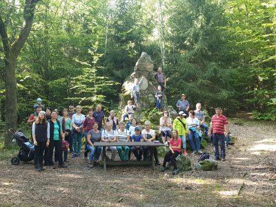 SG Kurtschau veranstaltet traditionellen Familienwandertag
