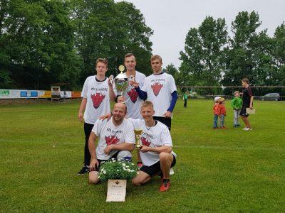 Team Höllenberg gewinnt diesjähriges Pfingstturnier